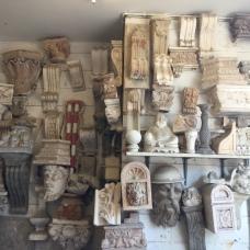 cast stone, plaster mouldings & repairs