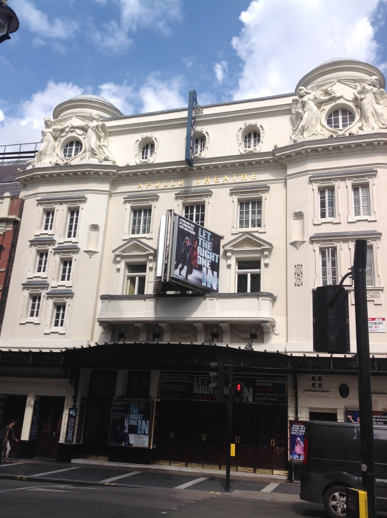 Apollo Theatre, Shaftesbury Avenue , 30/06/2014