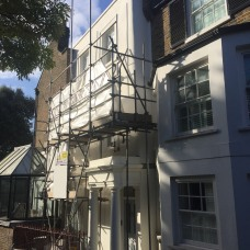 Lime render & stone restoration