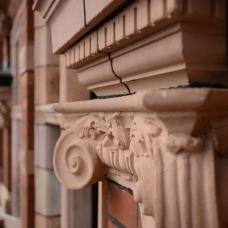 New terracotta & restoration, repointing & brick repairs