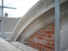 guild architectural restoration – natural stone indents