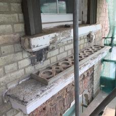Facade restoration