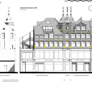The Lazarus Building