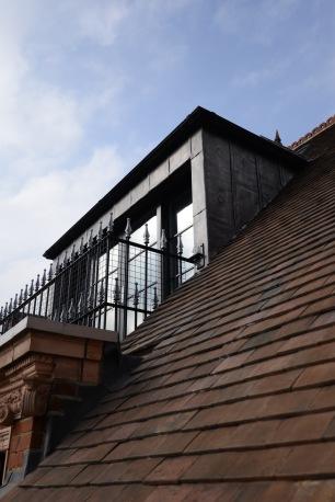 Roof dormer design & build
