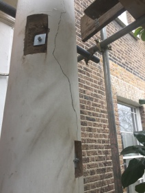 Guild Architectural Restoration - Portico Restoration