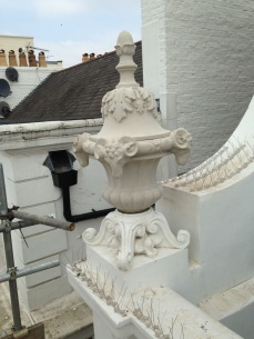 Stone & stucco restoration