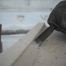 guild architectural restoration – natural stone indents