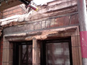 Building Facade restoration