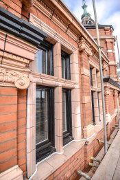New terracotta & restoration, repointing & brick repairs