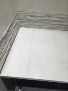 Marble Vanity Repair - After